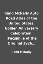 Rand McNally Auto Road Atlas of the United…