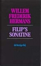 Filip's sonatine by Willem Frederik Hermans