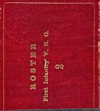 ROSTER, FIRST INFANTRY V.N.G NUMBER 2