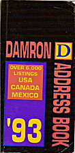 The Damron Address Book 94 (Damron Men's…