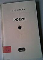 Poezii (Colectia de poezie romaneasca)…