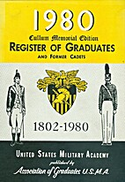 Register of Graduates and Former Cadets of…