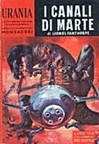 I canali di Marte - Urania 242 by Lionel…