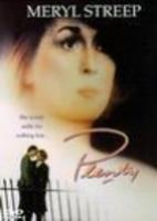 Plenty [1985 film] by Fred Schepisi
