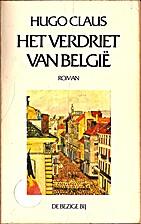 Het verdriet van België : roman by Hugo…