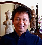 Author photo. Chat Mingkwan