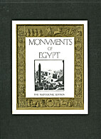 Monuments of Egypt: The Napoleonic Edition -…