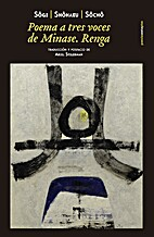Poema a tres voces de Minase. Renga by SGI