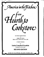 From hearth to cookstove : America in the…