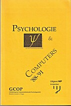 Psychologie & computers '88-'91 by L.A.…