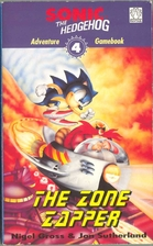 Sonic the Hedgehog Adventure Gamebook 4: The…