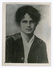 Author photo. Courtesy of the <a href=&quot;http://digitalgallery.nypl.org/nypldigital/id?102808&quot;>NYPL Digital Gallery</a> (image use requires permission from the New York Public Library)