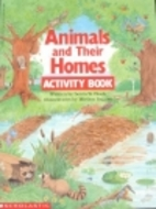 Animals and Their Homes Activity Book by…