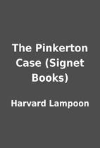 The Pinkerton Case (Signet Books) by Harvard…