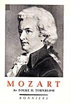 Mozart by Folke H. Törnblom