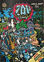 Zap Comix #5 by Apex Novelties