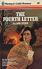 Fourth Letter by Alison Quinn