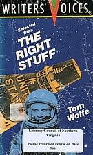 Selected from the Right Stuff (Writers…