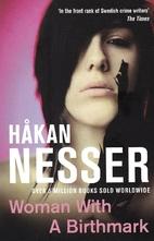 Woman with Birthmark by Håkan Nesser