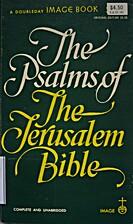 The Psalms of the Jerusalem Bible (Complete…