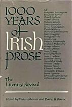 1000 Years of Irish Prose: The Literary…