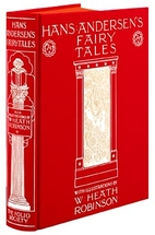 Hans Andersen's Fairy Tales {Folio Society}…