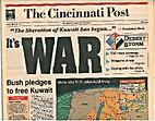 The Cincinnati Post, January 17, 1991