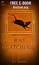 Studies in the Art of Rat-Catching by Henry…