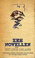 Zes novellen uit het oude IJsland by Jan de…
