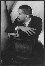 Author photo. Carl Van Vechten (Library of Congress Collection)