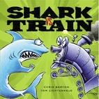 Shark vs. Train by Chris Barton