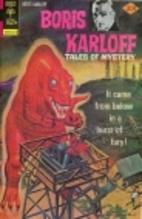 Boris Karloff Tales of Mystery 071 by Gold…