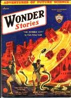 Wonder Stories, June 1932 by Hugo Gernsback