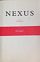 Nexus 2004 nummer 38: Europa?