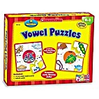 Vowels by Scholastic Inc.