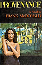 Provenance by Frank McDonald