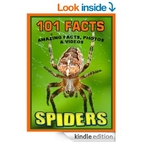101 Facts... SPIDERS! Amazing Facts, Photos…