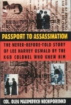 Passport to Assassination: The…