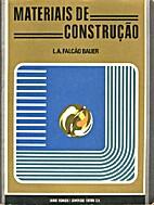 Materiais de construção by Luiz Alfredo…