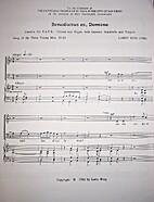Benedictus es, Domine by Larry King