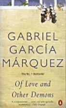 Of Love and Other Demons by Gabriel Garcia…