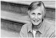 Author photo. © 2003 Lisa Wolfe