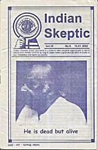 Indian Skeptic Vol. 15 No. 9, 15-01-2003 by…