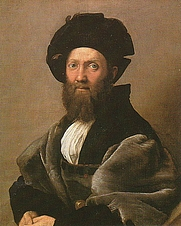Author photo. Potrait by Raphael, Musée du Louvre; www.tudor-portraits.com