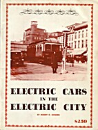 Electric Cars in the Electric City by R.D.…