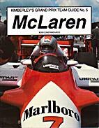 McLaren Kimberley's Grand Prix team guide…