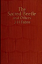 The sacred beetle, and others by Jean-Henri…