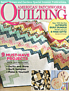 American Patchwork & Quilting Ultimate Quilt…