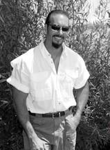 Author photo. Johnathan Rand
