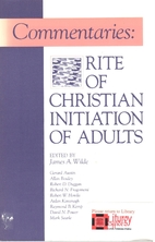 Commentaries on the Rite of Christian…